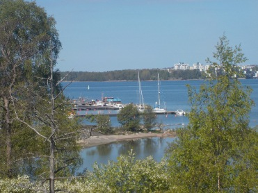 Pihlajasaari harbour