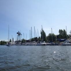 Suomenlinna guest harbour