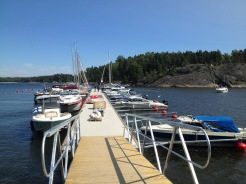 Vallisaari guest harbour