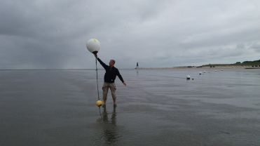 Cuxhaven is a beach location. It just looses all of its' water periodically. :)